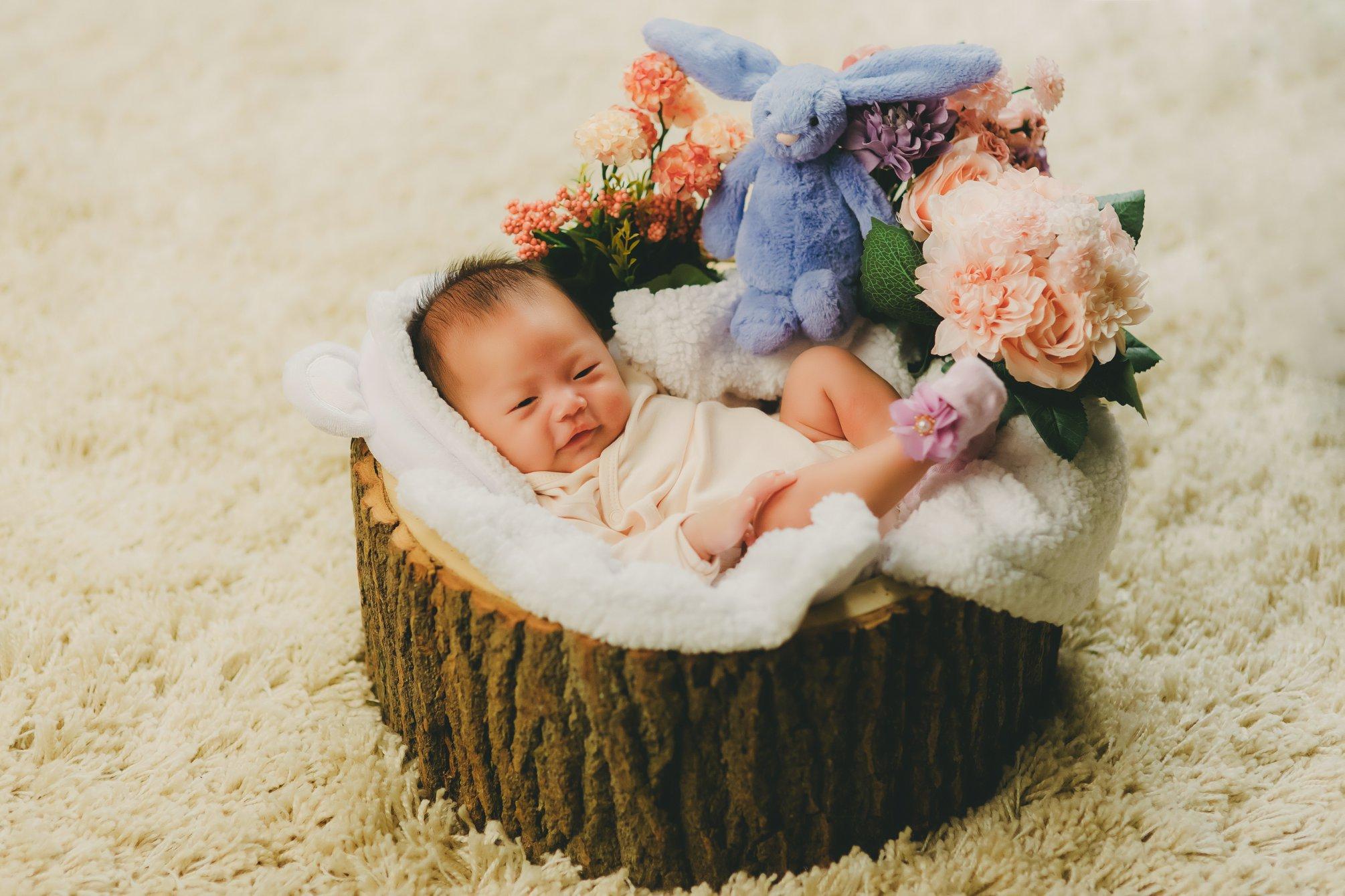 Singapore newborn photography studio hong ray photography